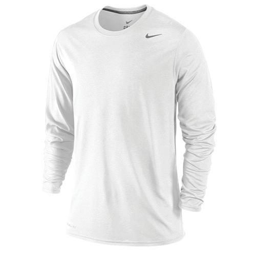 plain white nike shirt